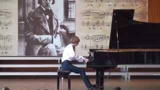 Karol Szymanowksi Preludium h-moll op. 1 nr 1  Daniel Sagalowski