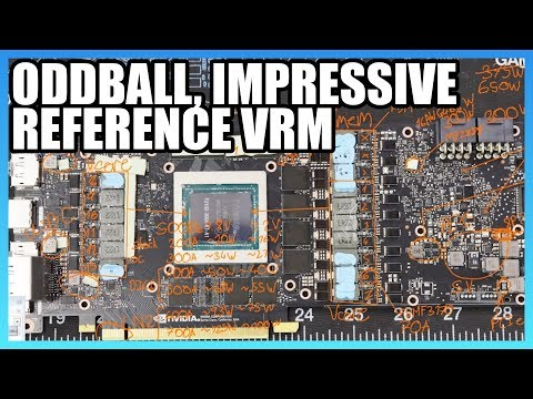 NVidia's Most Powerful GeForce VRM: RTX 2080 Ti FE PCB Analysis