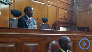 CJ Maraga advises parties in the budget dispute to attempt an