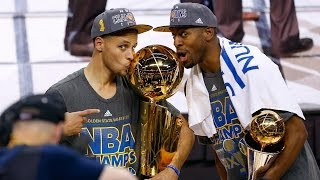 NBA Finals Best Plays 2015