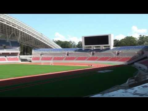 Nuestra Sede: Estadio Nacional de Costa Rica