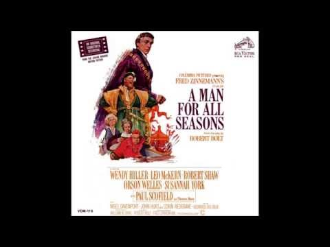 A Man For All Seasons Soundtrack: Opening Credits