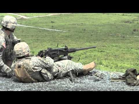 Range Training At Fort Indiantown Gap