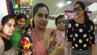 Chakravakam Serial Fame Pavani Unseen Family Video