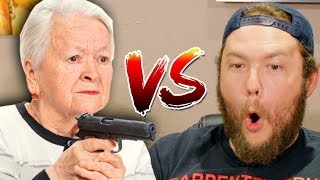 Hilarious Granny VS Baby Game Has Us Dying Of Laughter!