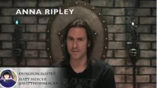 [FIXED AUDIO] Matthew Mercer, King of NPCs