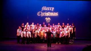 Sounds of Aloha sing The Secret of Christmas