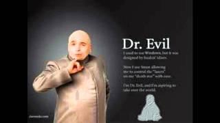 Dr Evil - Fluffy