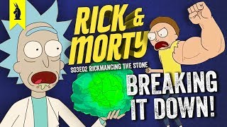 Rick and Morty: Is Modern Life Soul-Crushing? – Season 3 Episode 2 Breakdown – Wisecrack Quick Take