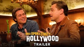 Once Upon a Time… in Hollywood Film Trailer