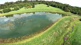 CASTLE HILL -- FPV Drone Freestyle [HD] фото