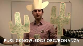 preview picture of video 'Public Knowledge Fundraising Bonanza!'