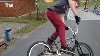 preview picture of video 'Bmx in Wismar und Umgebung'