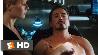 Iron Man (5/9) Movie CLIP - Is It Safe? (2008) HD