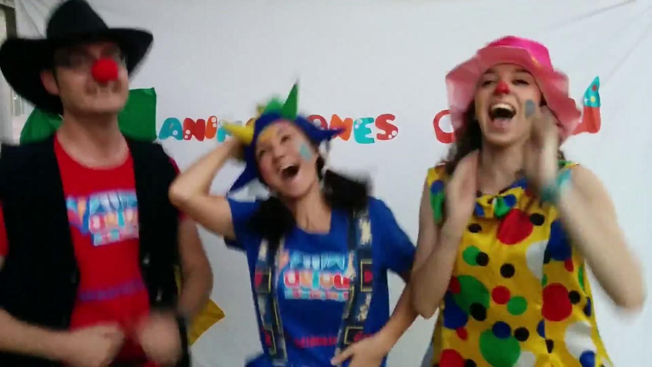 Canciones y bailes infantiles: Si tú tienes muchas ganas..