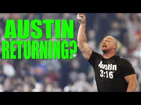 Stone Cold Steve Austin Training For WWE Return!?