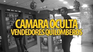 📹 NUEVA SECCIÓN (cámara oculta) •VENDEDORES QUILOMBEROS• Rodriguez Galati #MisaCochina