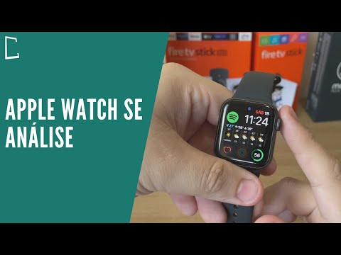 APPLE WATCH SE: PAGAR MENOS ou ter MAIS RECURSOS? | Análise/Review - SmartClub