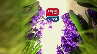 This Spring on English Club TV!