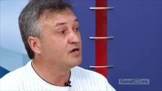 «Точка зрения»: наш  гость -  липецкий биолог Сергей Глазинов