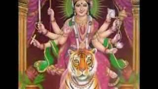 Jai Mata Di - Shri Nav Durga Raksha Mantra - YouTube