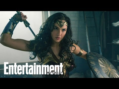 Patty Jenkins Responds To James Cameron's 'Wonder Woman' Diss | News Flash | Entertainment Weekly