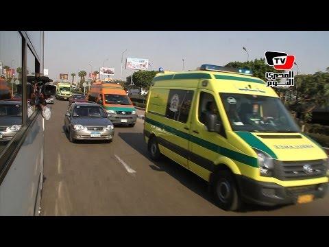 نقل جثامين قتلي ليبيا من مطار ألماظة لدفنها في سوهاج