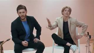 Jensen Ackles & Danneel Ackles - You Can Call Me Al