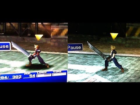 Final Fantasy VII HD Remix/