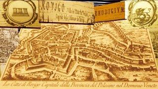 preview picture of video 'ROVIGO   ANTICA CARTOGRAFIA DI JOAN BLAEU 1596 1673'
