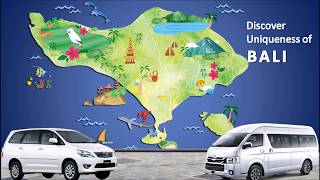 Bali Local Transport Service with good English speaking tour driver