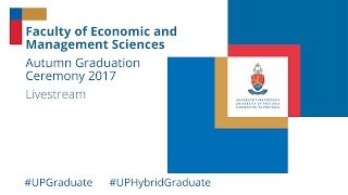 WATCH:Faculty of Economic and Management Sciences Graduation Ceremony