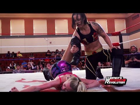 [Free Match] Shayna Baszler vs. Penelope Ford | Women's Wrestling Revolution (Mae Young Classic NXT)