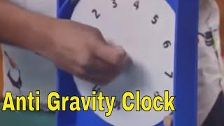 Anti Gravity Clock - Smart New Ideas - Learning Tricks - Engineer This Hindi Tv Series - Zeekids