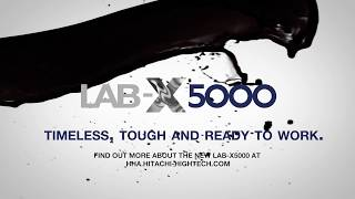 LAB X5000 XRF Analyser Overview