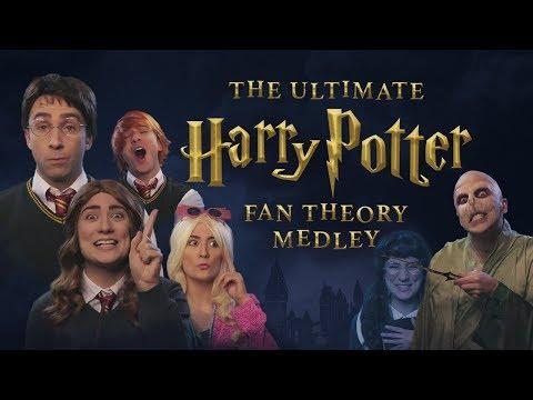 Harry Potter: Mix nejlepších fanouškovských teorií