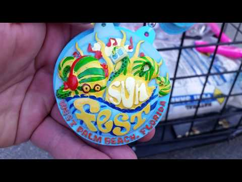 Video Beads and other SunFest 2014 Souvenirs