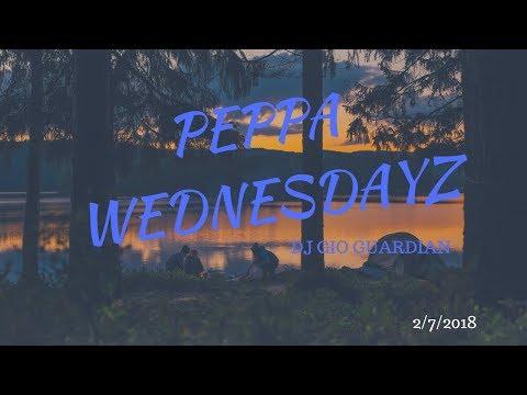 """""""PEPPA WEDNESDAYZ W/DJ GIO GUARDIAN"""" – 2/7/18"""