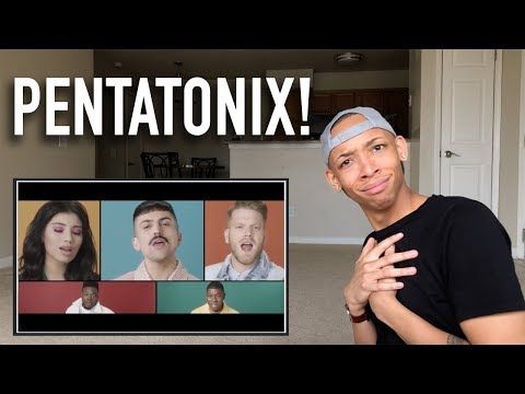 Singer Reaction To Attention By Pentatonix Mp3