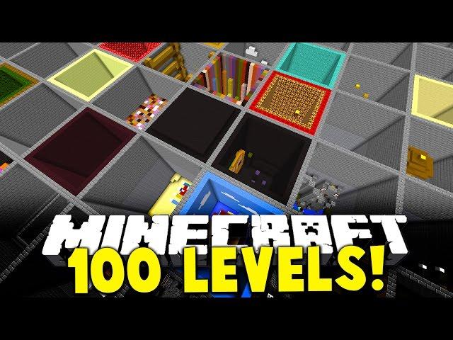 Minecraft-10-minute-parkour-race