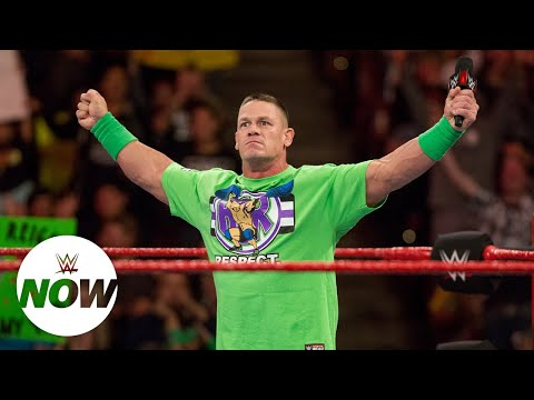 Did John Cena just find his path to WrestleMania?: WWE Now