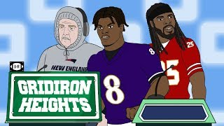 """Belichick, Lamar, Sherman Play """"Which Teams Are Good?"""" 