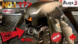 MJX Bugs 3 Dash Cam MOD. Best Budget Camera?