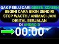 Download Lagu Cara Membuat Stop Watch Atau Animasi Jam Digital Berjalan Di Android Mp3 Free
