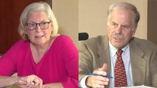 Old Lyme first selectman candidates debate