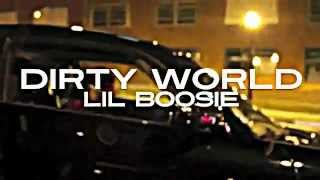 Lil Boosie - Dirty World :Official Video: (Free At La$t Theory)