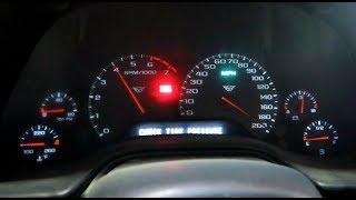 YENİ PROJE ARABAMIZ 1999 Model Chevrolet CORVETTE C5 !