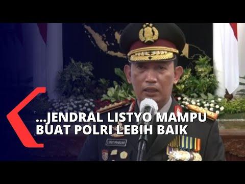 Jenderal Listyo Sigit Resmi Jadi Kapolri, DPR Berharap Polri Bisa Bertindak Lebih Humanis