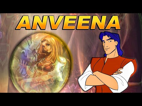 The Story of Anveena (and the Sunwell)
