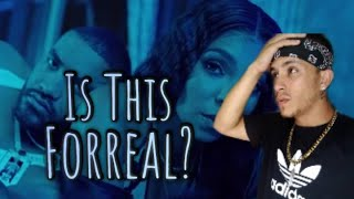 "Is This Real??? Joyner Lucas ft. Ashanti ""Fall Slowly"" REACTION"